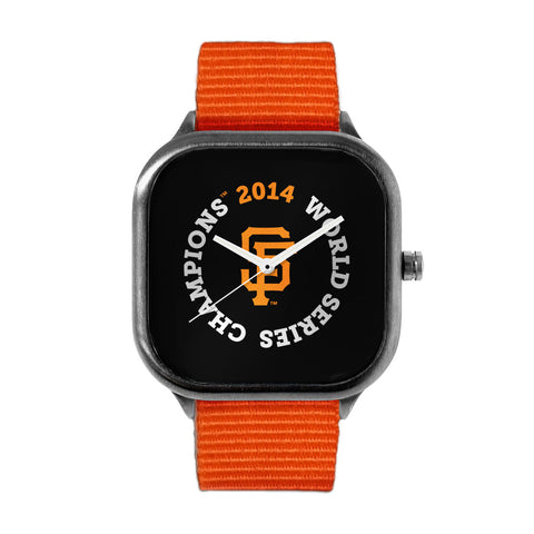 San Francisco Giants World Series Champs Alternate Watch