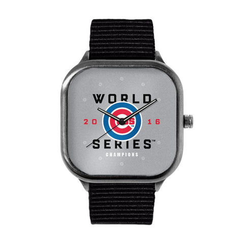 Chicago Cubs 2016 World Series Champions Watch