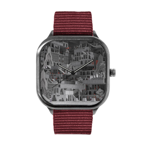 Disarrayed Defense Alloy watch
