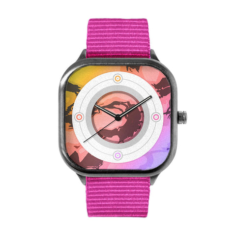 Sunset Alloy watch