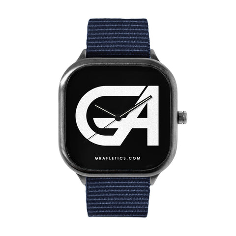 Grafletics Logo Watch