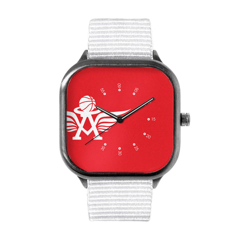 Angel Red Logo Watch