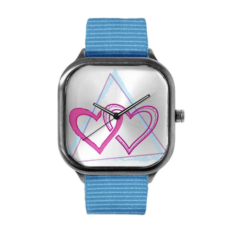 Two Hearts Watch