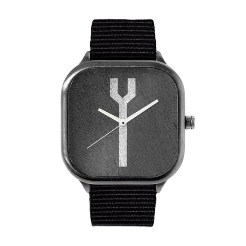 Monolithic Monogram Y Watch