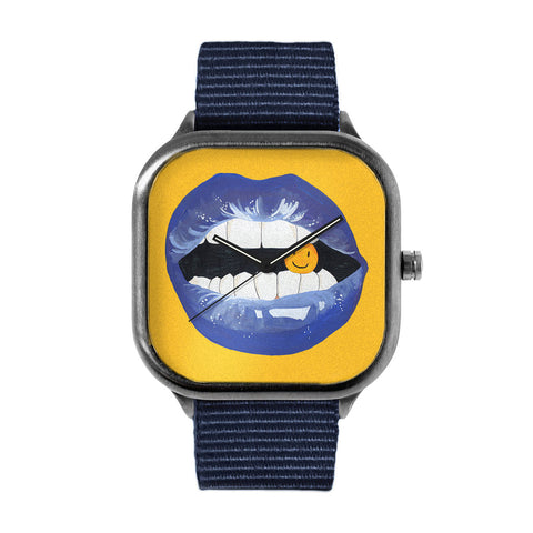 Smile Lips Watch
