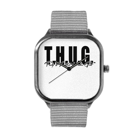 T.H.U.G. Logo Watch