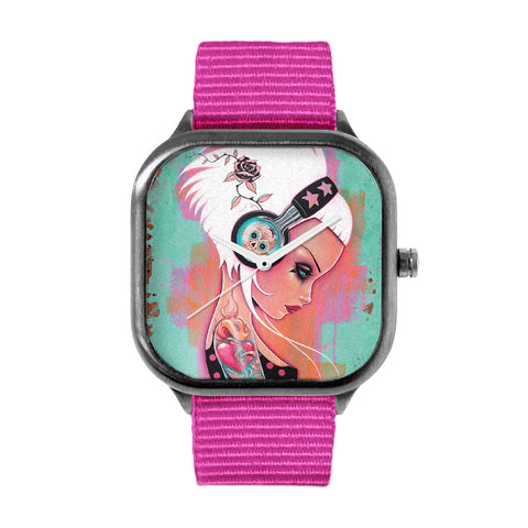 Efflorescence Watch