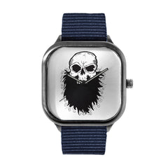 Black Beards Skull Watch