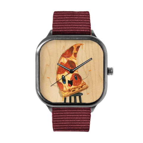 Frank Pizza Watch