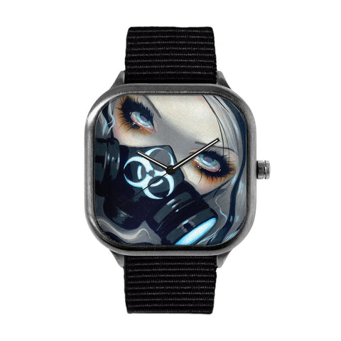 Biohazard Fairy Watch