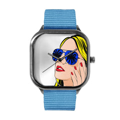 Zummi Girl Alloy watch