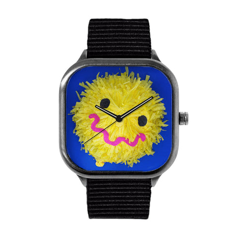 Squiggle Smile Watch