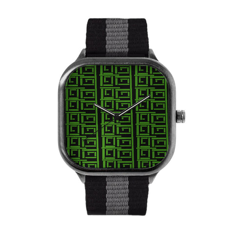 Rectangular Watch