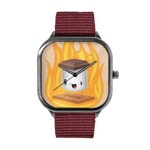 Molten Mallow Watch