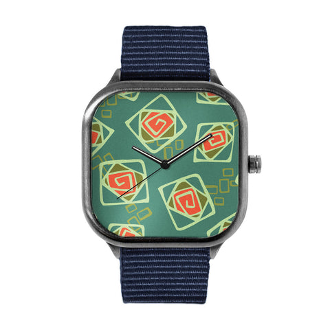 Dizzy Blocks Watch