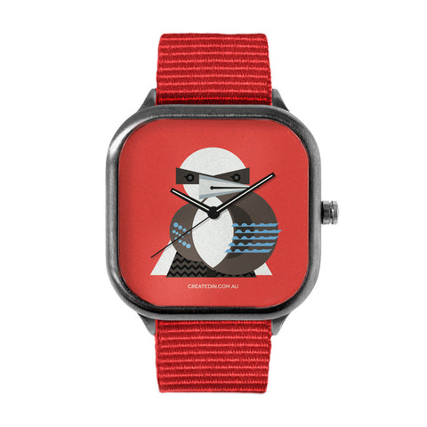 Kookaburra Watch