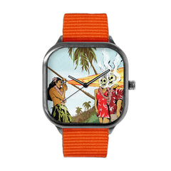 Tourist Trap Alloy watch
