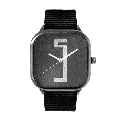 Monolithic Monogram S Watch
