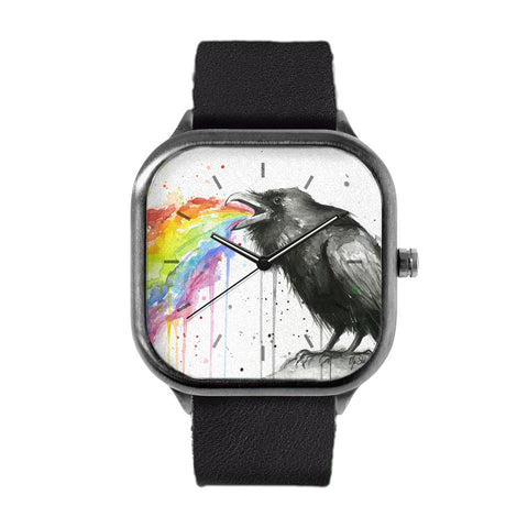 Raven Taste the Rainbow Watch