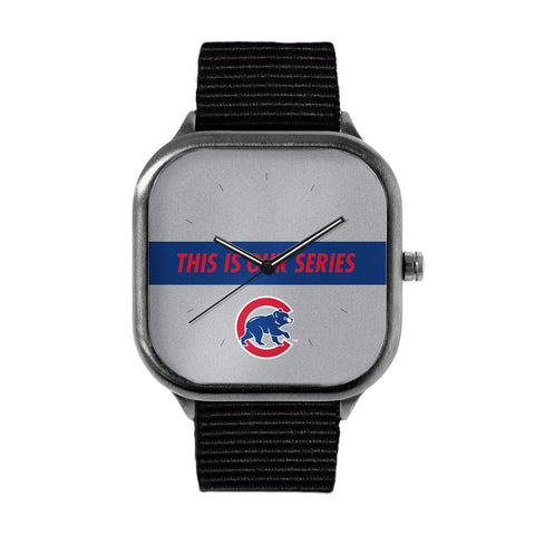 Chicago Cubs This is Our Series Watch