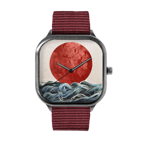 Sunrise in Japan Watch