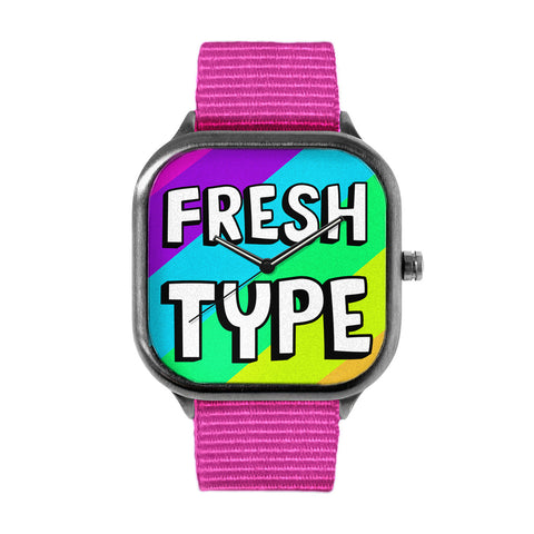 Fresh Rainbow Watch