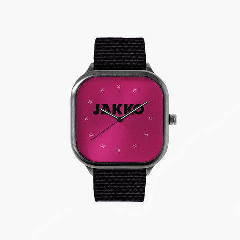 Jakko Pink Logo Watch