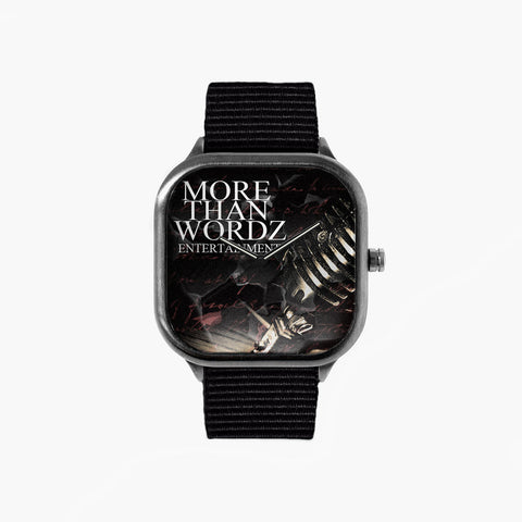 More Than Wordz Mic Watch