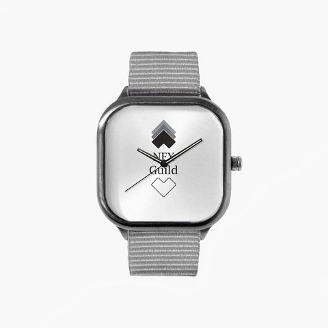 NFX Arrows Watch with a Grey Strap