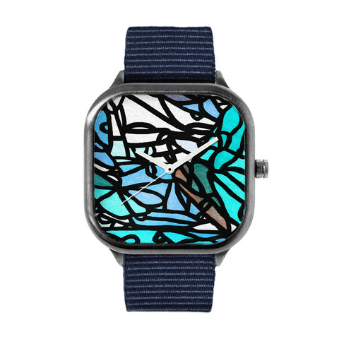 Teal Atienza Watch