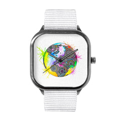 Colorful Mandala Watch