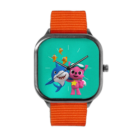 Pinkfong and Shark Watch