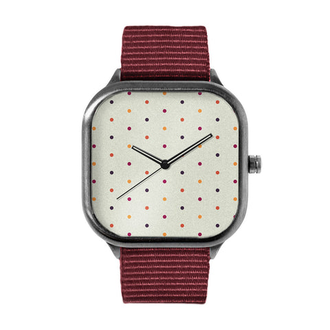 Spotty McSpotface Alloy watch