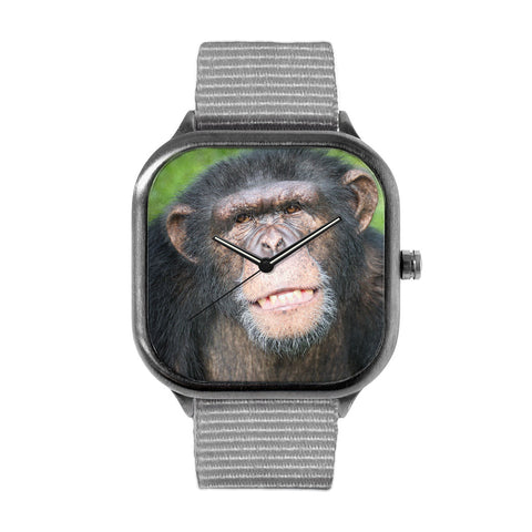 Chimpanzee Knuckles Watch