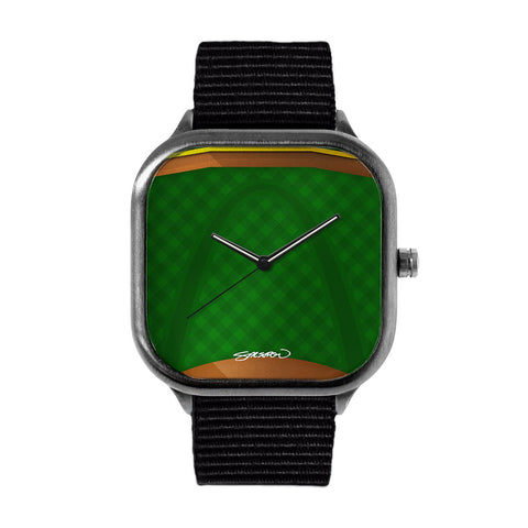 Minimalist Busch Stadium Watch