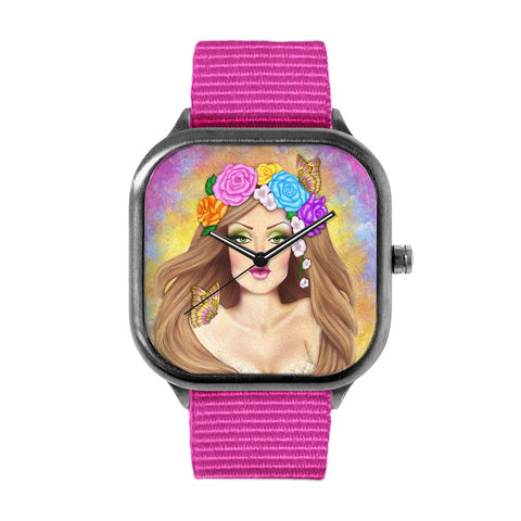 Lady Butterfly Watch