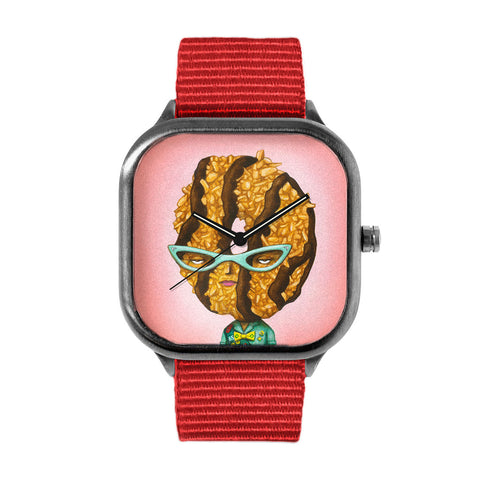 Girl Scout Cookie Samoa Watch