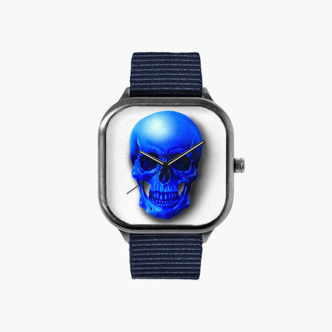 DarkBlueSkull Watch