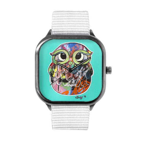 Blue Owl Watch