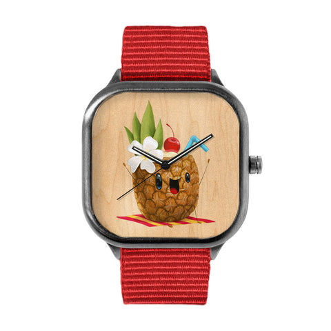 Pineapple Drink Watch