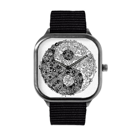 YinYang Watch