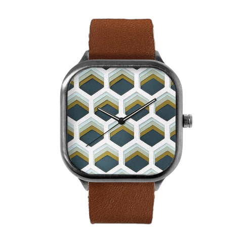 Honeycomb Watch