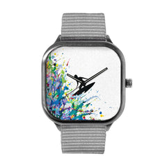 A Pollock's Point Break Watch Watch