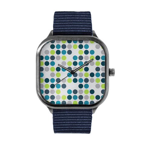 The Minesweeper Alloy watch