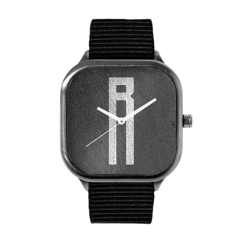 Monolithic Monogram R Watch