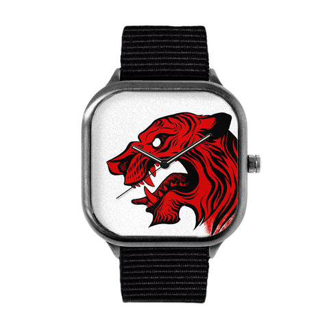 Red Tiger Watch