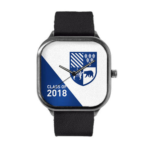 Class of 2018 Shield Watch