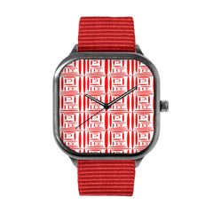 Chinese Print Watch