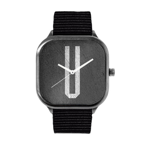 Monolithic Monogram V Watch