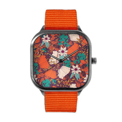 Botanical Pattern 10 Watch